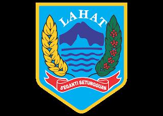 Logo Kabupaten lahat Vector