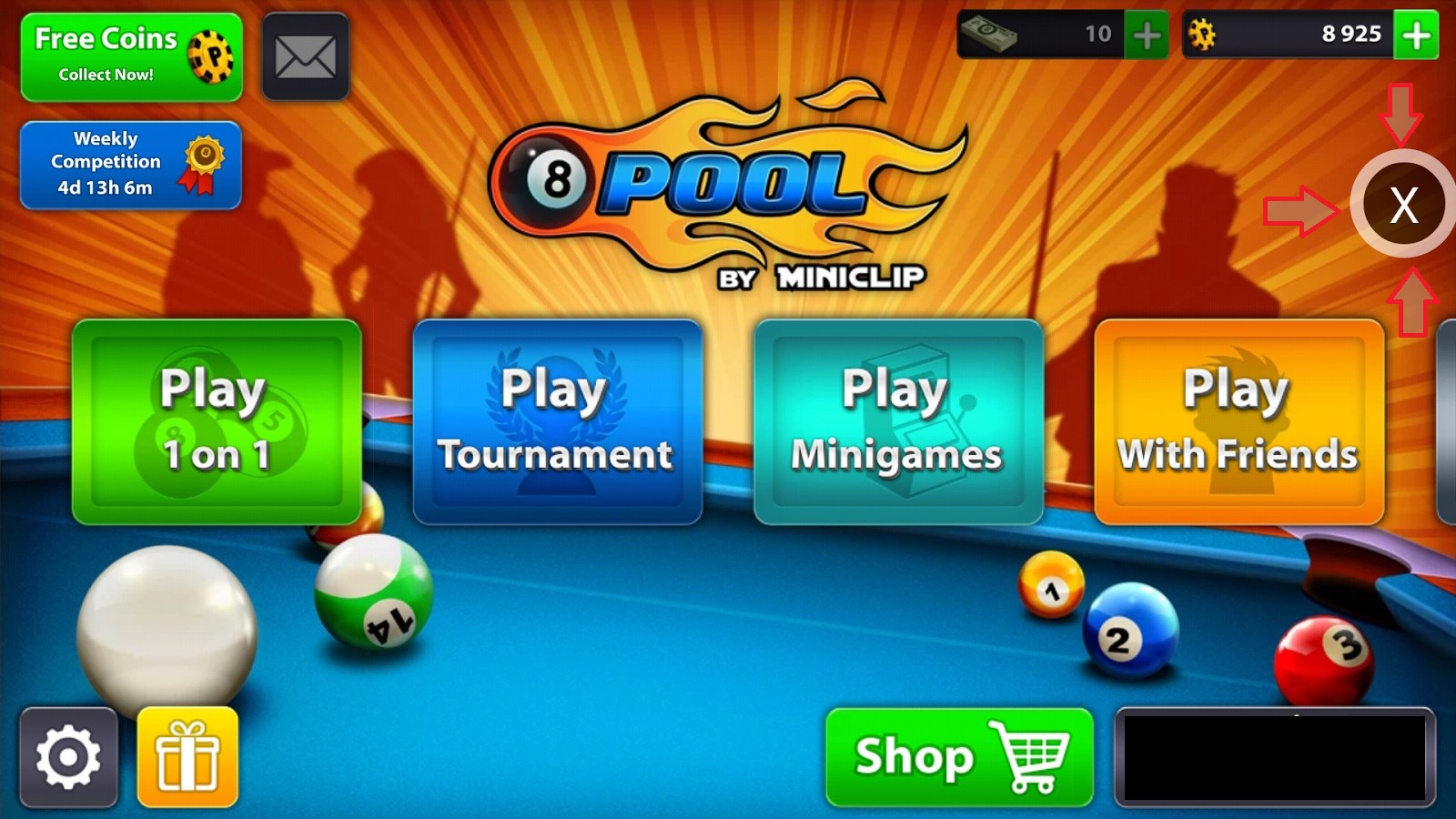 8 Ball Pool Cash Mod Root 8 Ball Pool Hack Guide Line Hack Android Hackers