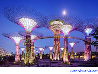 The Gardens By The Bay Terletak di Singapura