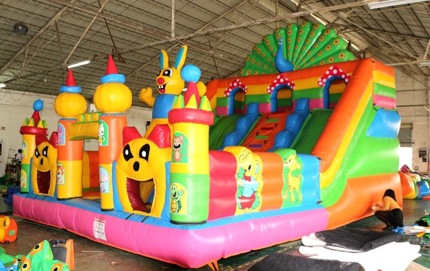 rumah balon | istana balon | balon loncat 11