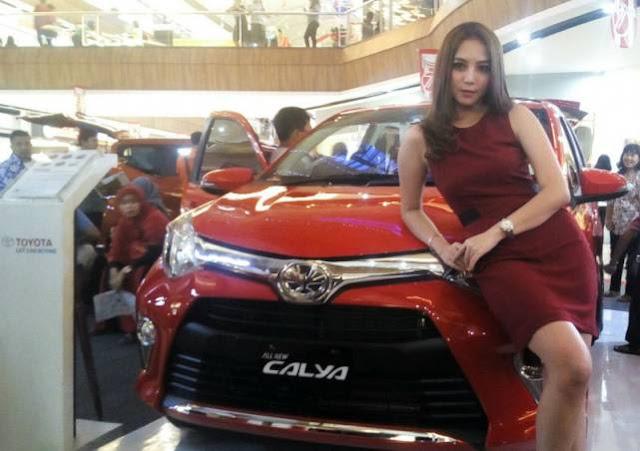 mobil toyota Calya