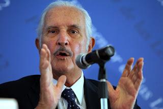 Tres libros de Carlos Fuentes en epub y pdf
