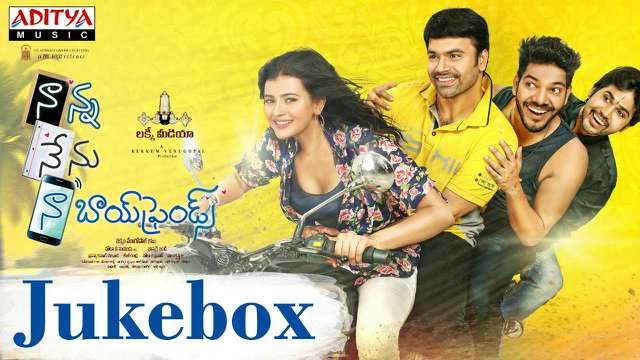 Naanna Nenu Naa Boyfriends Jukebox Songs