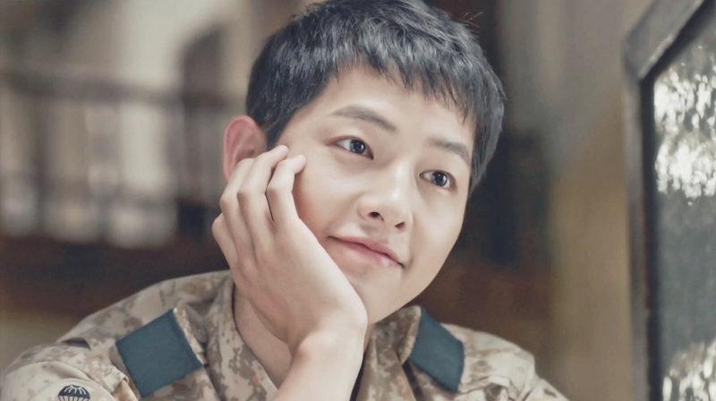 Descendants of the sun - Song Joon Ki