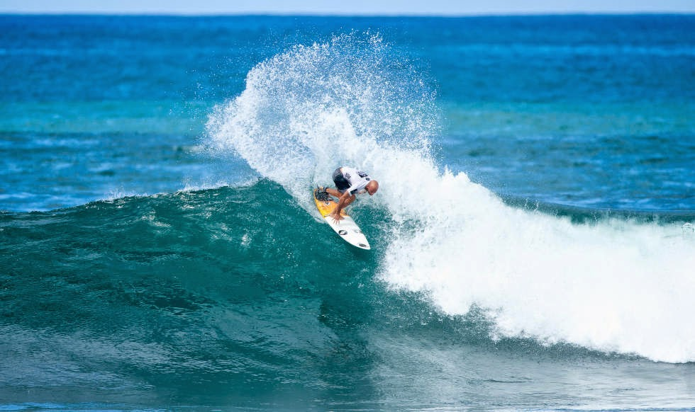 26Reef Hawaian Pro 2014 Nathan Hedge Foto ASP Kelly Cestari