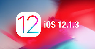 Apple rilascia iOS 12.1.3