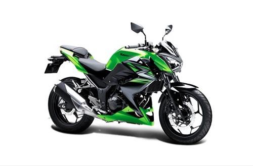 Motor Kawasaki Z250 Cocok Untuk Touring