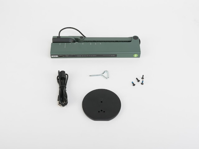 Image of IPEVO Document Camera parts