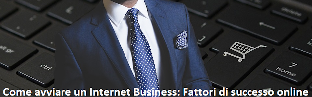 come avviare un internet business