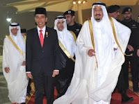 Jokowi Diminta Bahas Masalah Penting Ini Kepada Raja Arab Selain Investasi