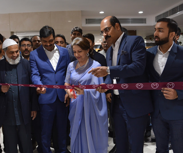 Malabar Gold & Diamond's New Showroom at Pusa Road, Karol Bagh, New Delhi