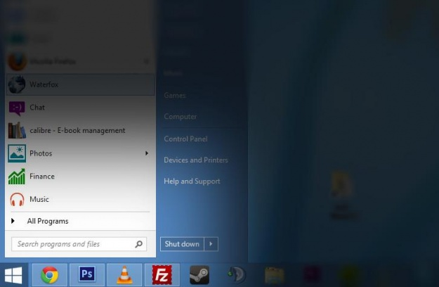 Do Windows 8.1 Screenshots Prove Return of the Famous Start Button?