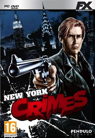 New York Crimes PC Full 2012 Español Descargar DVD5