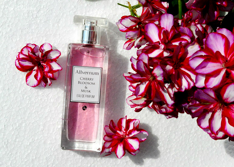 Woda perfumowana CHERRY BLOSSOM & MUSK Allvernum Grasse Collection