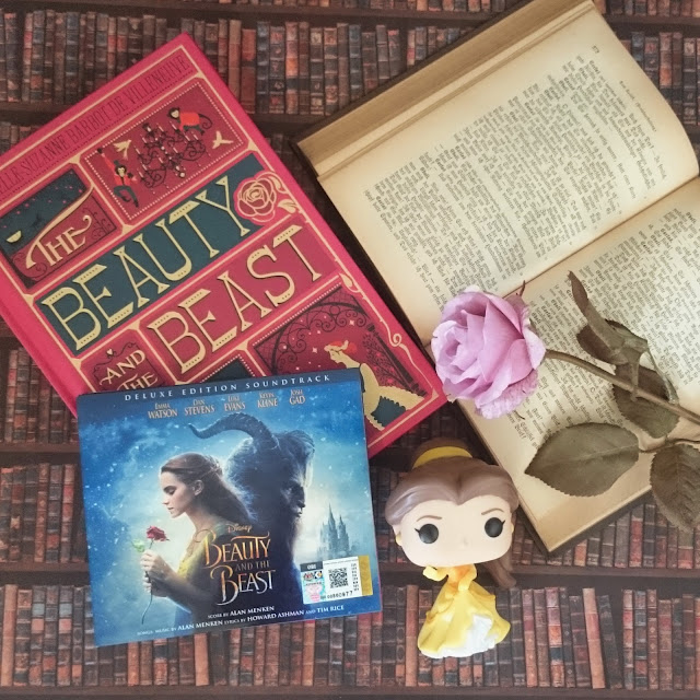 Disney Beauty and the Beast Deluxe Edition Soundtrack