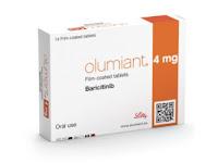 Olumiant baricytynib baricitinib nowy lek leczenie rzs reumatyzm reumatoidalne zapalenie stawów