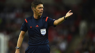 Italy s Gianluca Rocchi is delighted at his selection to take charge of  Tuesday s encounter between Real Madrid and Manchester United in Skopje. 0c8acafa760b5