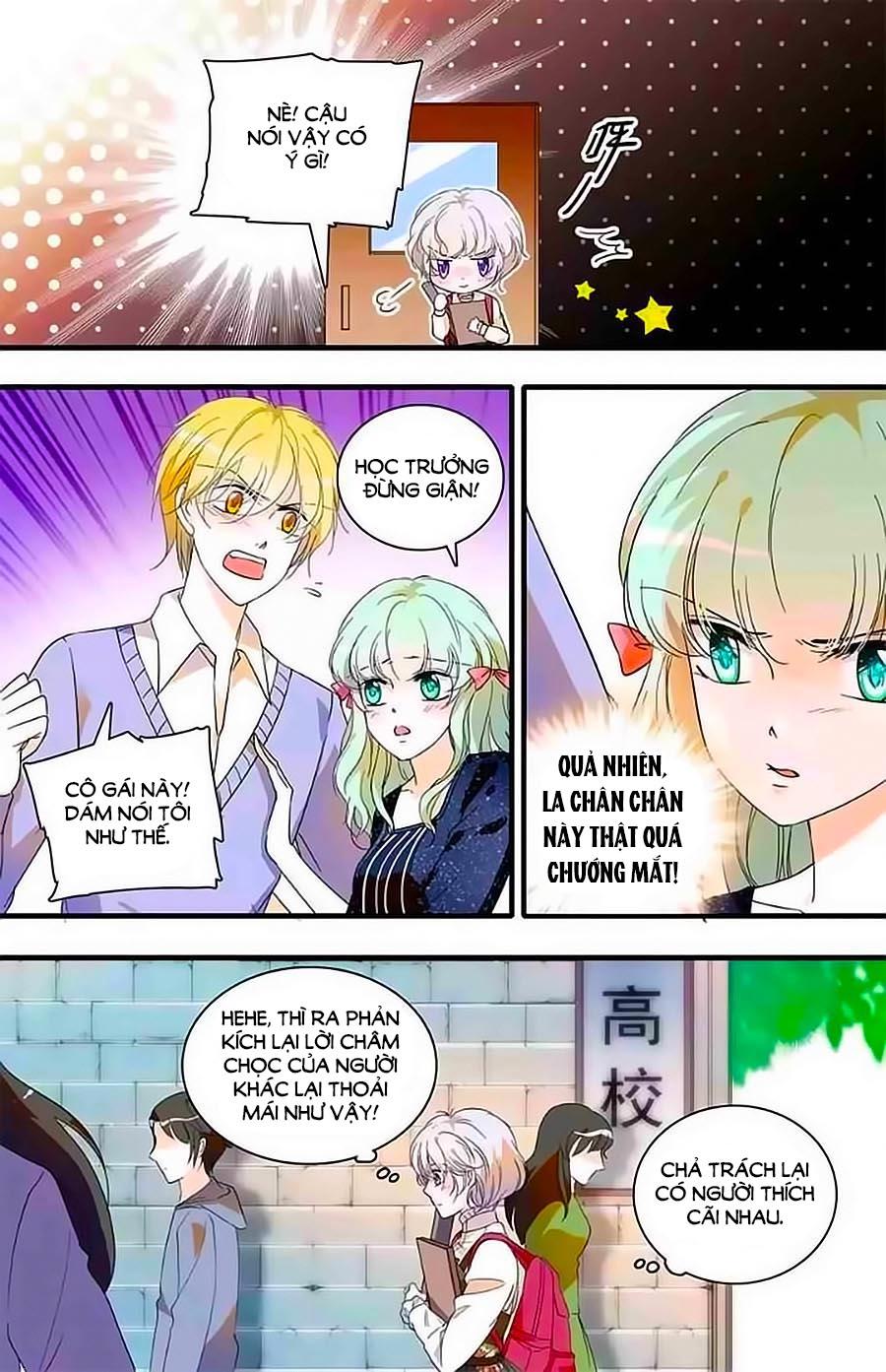 999 Nụ Hôn Bá Đạo Của Nam Thần Chap 52 page 5 Congtruyen24h