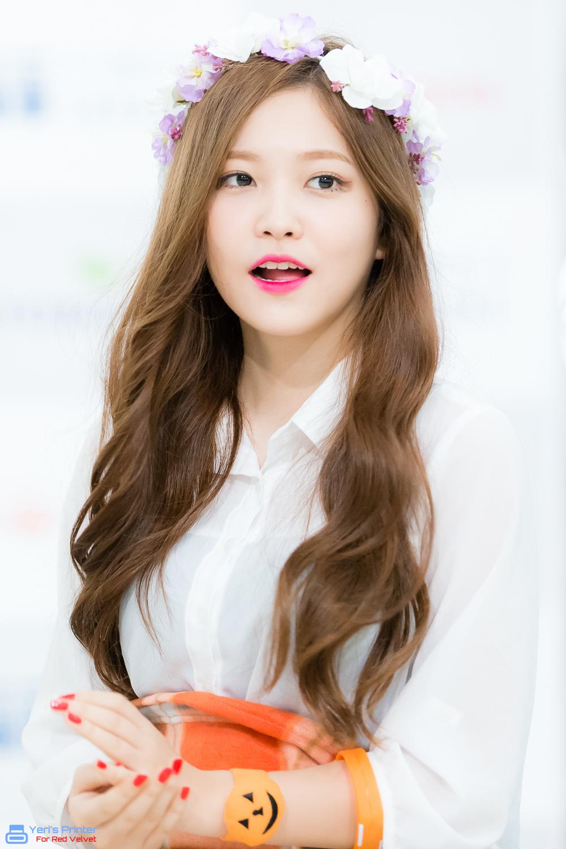 I Love Red Velvet Yeri Rv Hottracks Yeongdeungpo