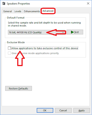 How to Fix Background Crackling or Popping Sound In Windows PC,Fix windows pc sound problem,fix windows 10 sound problem,windows sound problem,audio sound device,how to fix speaker sound,fix background noise issues,not playing sound,windows sound driver,realtek,fix speaker issues,Disable all sound effects,how to update sound driver,sound driver for windows 10,sound device,fix audio issue,recording issues,mic issues,speaker issue,sound volume Fix windows pc sound problem.   Click here for more detail..