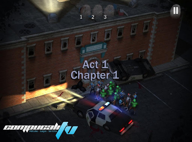 Containment The Zombie Puzzler PC Full