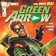 The CubeBlog: (Reseña de cómic) The New 52: Green Arrow #1-6