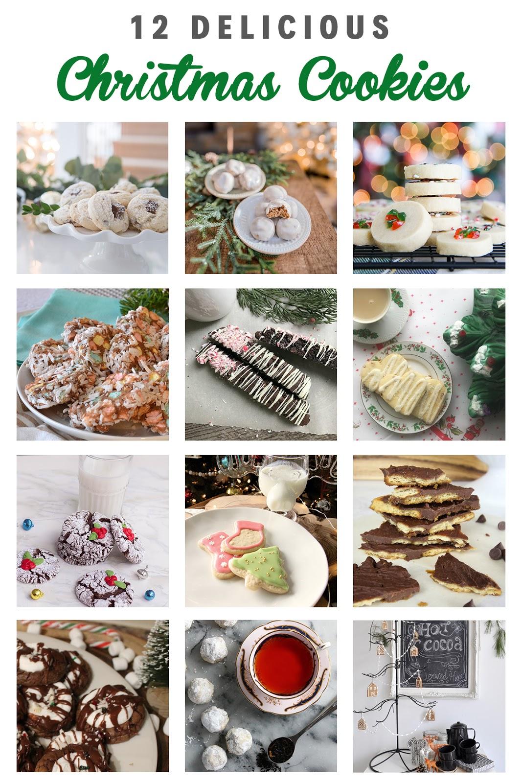 Christmas Cookie Blog Hop Maple Sugar Cookies