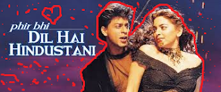 Phir Bhi Dil Hai Hindustani 2000 Hindi DVDRip 480p 400MB