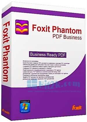 Foxit PhantomPDF Business 8.1.1.1115 Crack + Keygen Latest here!