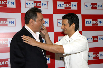 'Ferrari Ki Sawaari' team celebrate Father's Day on 92.7 BIG FM