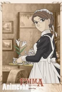 Victorian Romance Emma - ictorian Romance Emma 2011 Poster