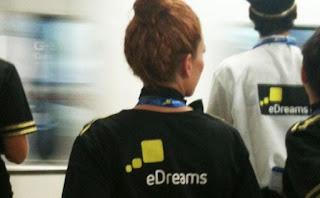 Trabajo en agencia de viajes