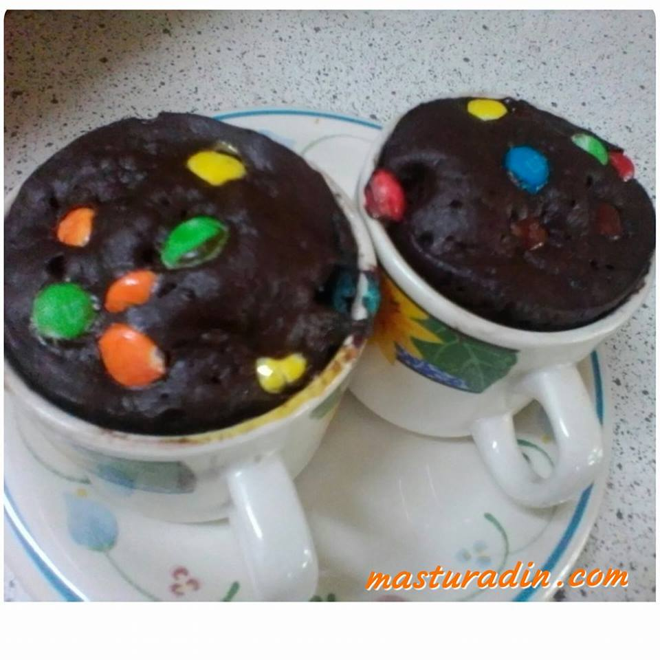resepi brownie microwave by eny yusnizar, resepi menggunakan microwave, cara-cara, bahan-bahan, brownies mudah