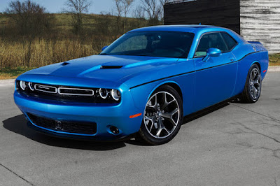 dodge car - challenger