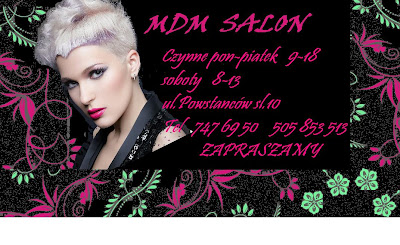 Mdm Salon Fryzjerski Kontakt