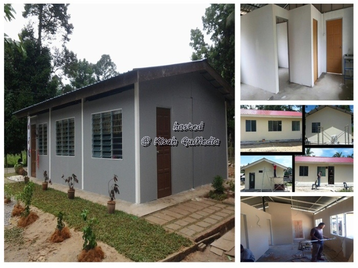 Bina Rumah Tiga Bilik Dengan Kos Hanya Rm19 900 Wanikiter