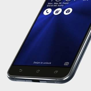Zenfone 3 migrou para a saída USB-C