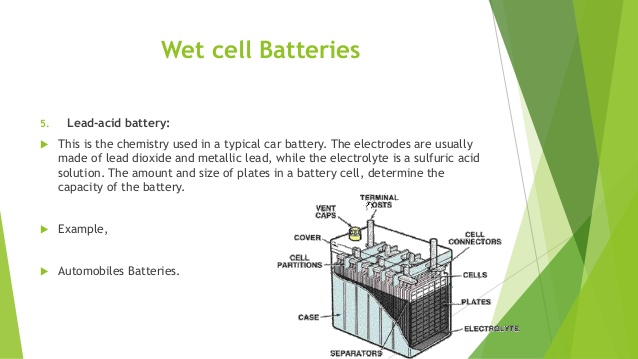 What is a good introduction for an assignment about batteries?