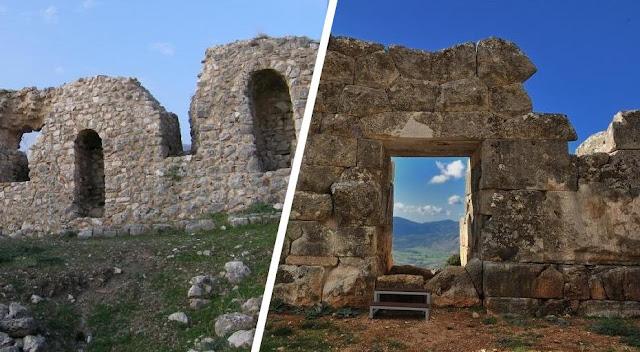 Θεσπρωτία: Τα κάστρα της Ελέας και του Αγίου Δονάτου… ένα ταξίδι στο χθες