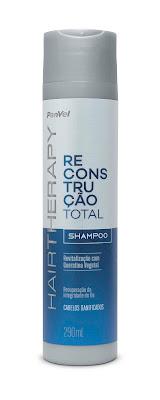 Shampoo Panvel Hair Therapy Reconstrução Total