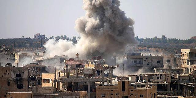 Η Ρωσία κατέγραψε 33 παραβιάσεις της εκεχειρίας στην Συρία