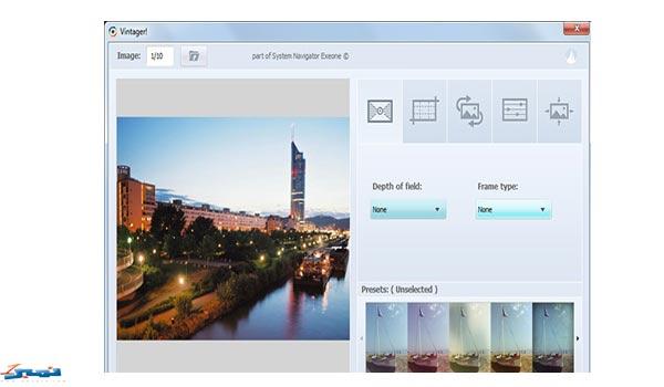 برنامج vintager للتعديل على الصور اخر اصدار 2016