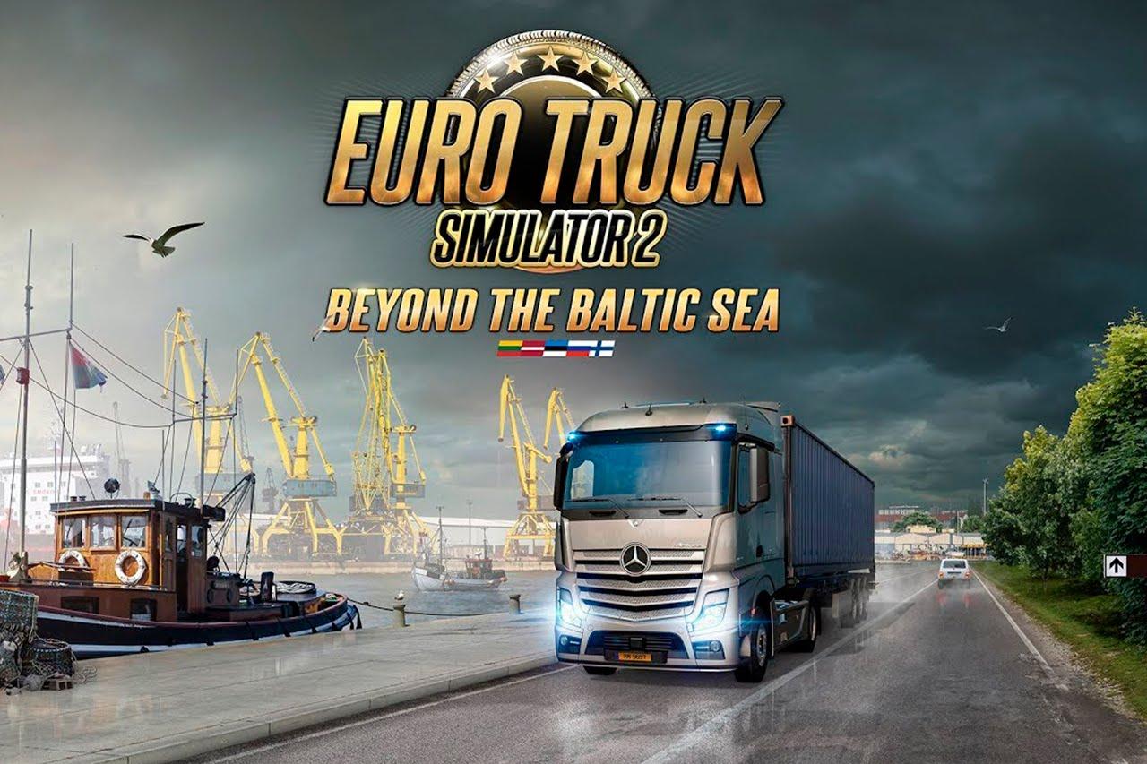 EURO TRUCK SIMULATOR 2 v1 35 1 30s + TODAS DLCS + CRACK (CODEX ou