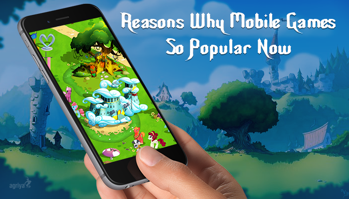 why-mobile-games-popular