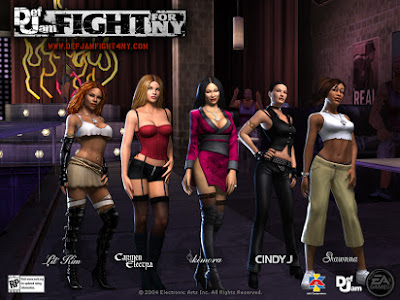 Def Jam Fight for NY The Takeover PSP ISO Free Download