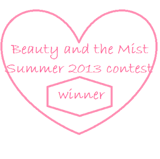 The winner of the Summer 2013 contest