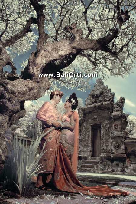 Pre wedding in Bali Museum