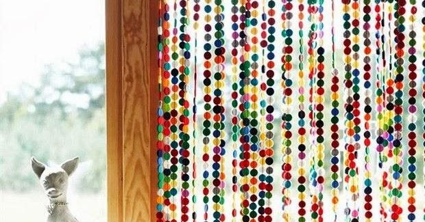 blog de decorao  Arquitrecos Cortinas de porta para
