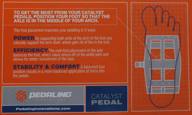 Pedaling Innovations Catalyst Pedals Fatbike Republic Fat Bike