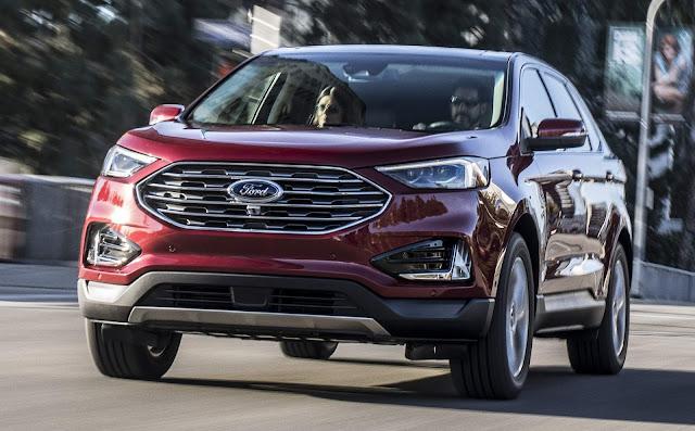 Novo Ford Edge 2019: confirmado para o Brasil